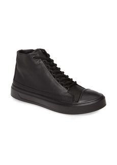 ECCO Flexure Cap Toe High Top Sneaker (Women)