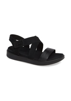 ECCO Flowt Cross Sandal (Women)