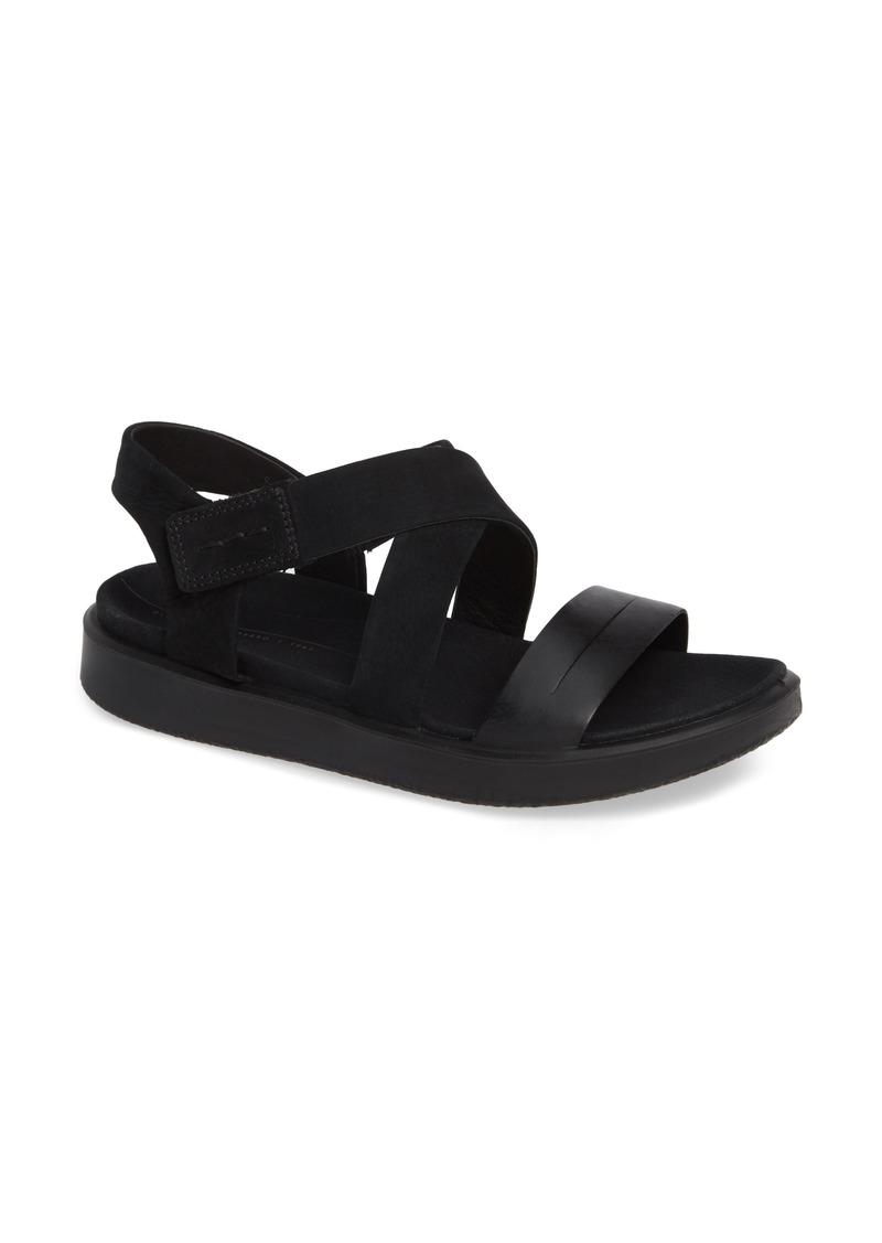 ECCO Flowt Cross Sandal (Women)
