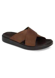 ECCO Flowt Slide Sandal (Men)