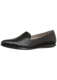 ECCO Footwear Womens Women's Touch Ballerina 2.0 Scale Black 41 EU/ M US