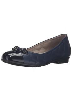 ECCO Footwear Womens Women's Touch Quilted Ballerina Marine 41 EU/ M US