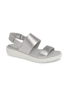 ECCO 'Freja' Two-Strap Sandal (Women)