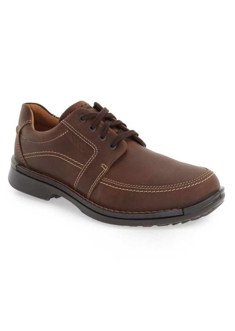 ECCO 'Fusion II' Apron Toe Derby (Men)
