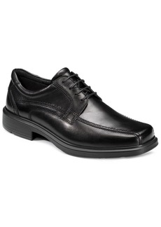 Ecco Helsinki Leather Plain Toe Oxfords