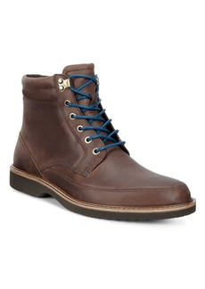Ecco Ian Leather Boots