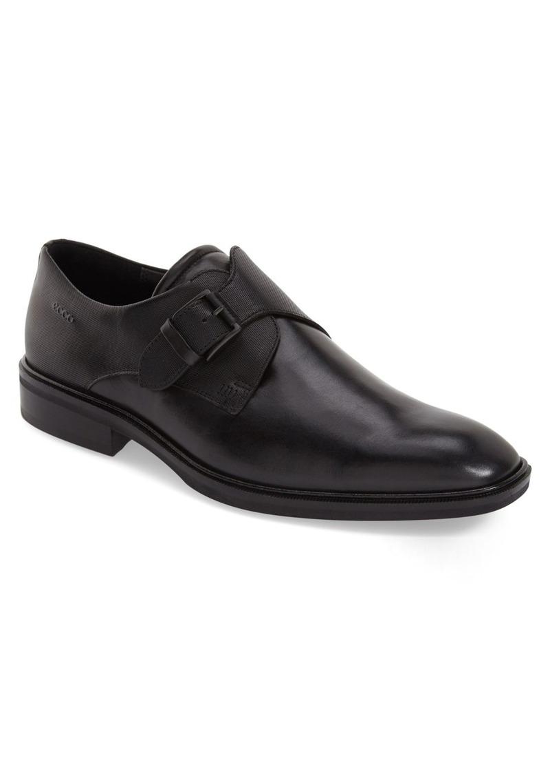 ECCO 'Illinois' Monk Strap Shoe (Men)
