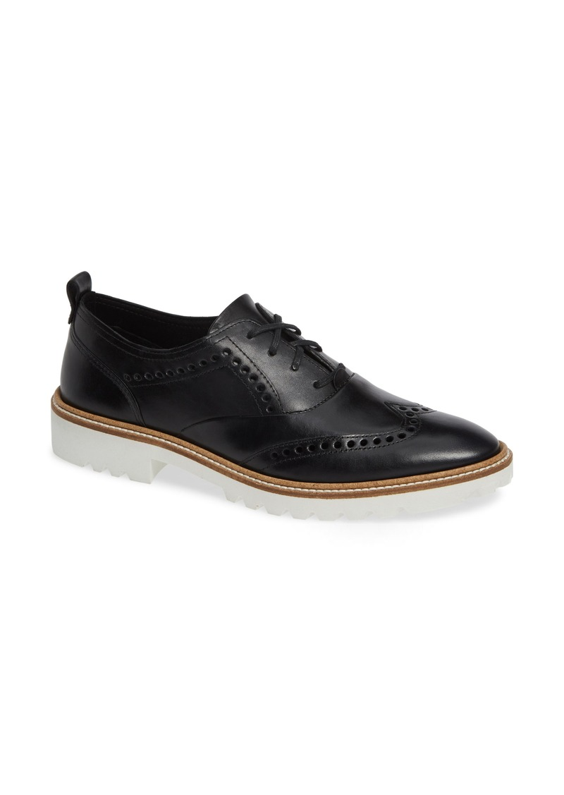 Incise Tailored Wingtip Oxford (Women)