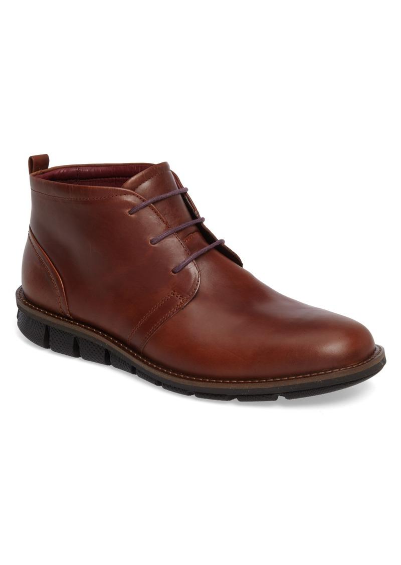 ECCO 'Jeremy Hybrid' Plain Toe Boot (Men)