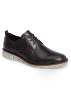ECCO 'Jeremy Hybrid' Plain Toe Derby (Men)