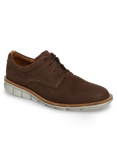 ECCO Jeremy Hybrid Plain Toe Derby (Men)