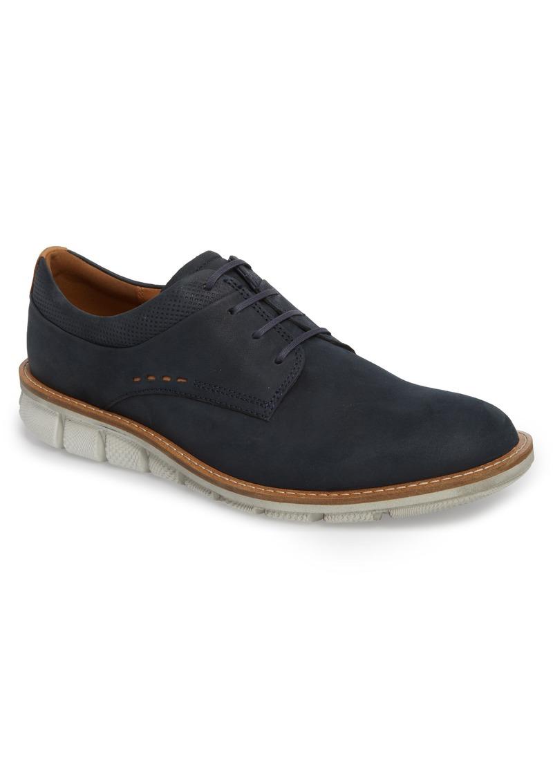 ECCO Jeremy Hybrid Plain Toe Derby (Men)
