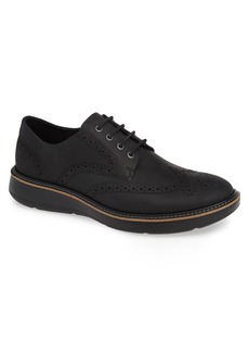 ECCO Lhasa Wingtip (Men)