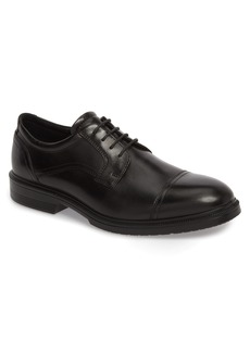 ECCO Lisbon Cap Toe Derby (Men)