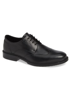 ECCO Lisbon Waterproof Gore-Tex® Wingtip Derby (Men)