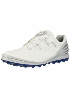 ECCO Men's Cage Pro Boa 2 Gore-TEX Golf Shoe  47 M EU (13-13.5 US)