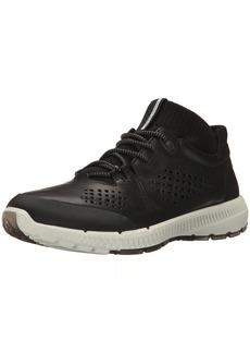 ECCO Men's Intrinsic TR Midcut Fashion Sneaker Black 46 EU/