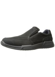 ECCO Men's Luca Slip On Loafer Slip-On Black 46 EU/
