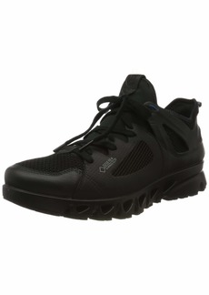 ECCO mens Multi-vent Air Gore-tex Sneaker   US