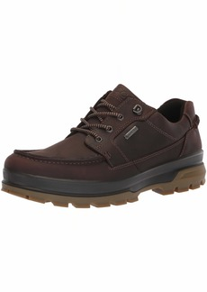 ECCO Men's Rugged Track Gore-TEX Moc Tie Hiking Shoe  40 M EU ( US)