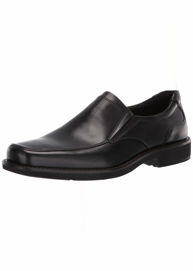 ECCO Men's Seattle Slip On Loafer Black 44 Medium EU ( US)