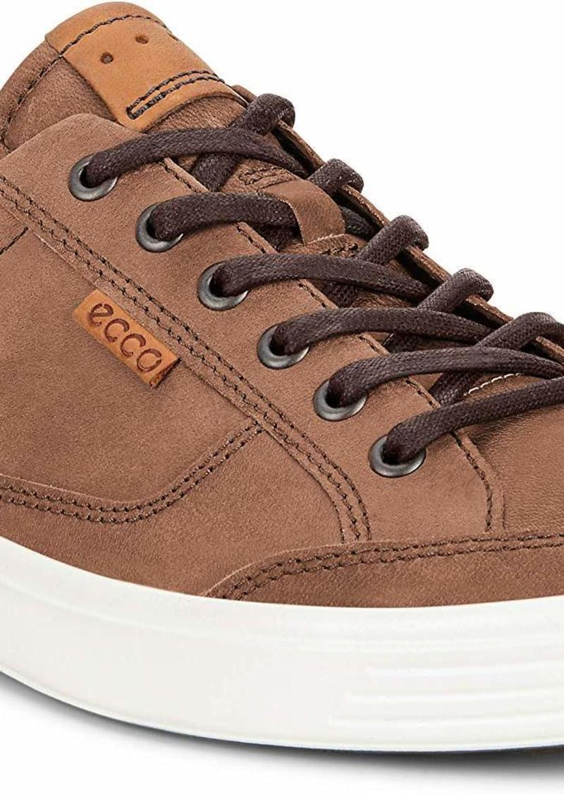 ECCO Men's Soft 7 Fashion Sneaker Cocoa Brown48 EU /  US