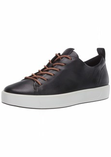 ECCO mens Soft 8 Luxe Sneaker   US