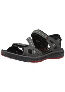 ECCO Men's Terra 3S Athletic Sandal  44 EU/