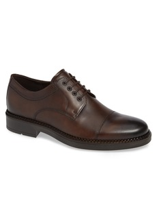 ECCO Newcastle Cap Toe Derby (Men)