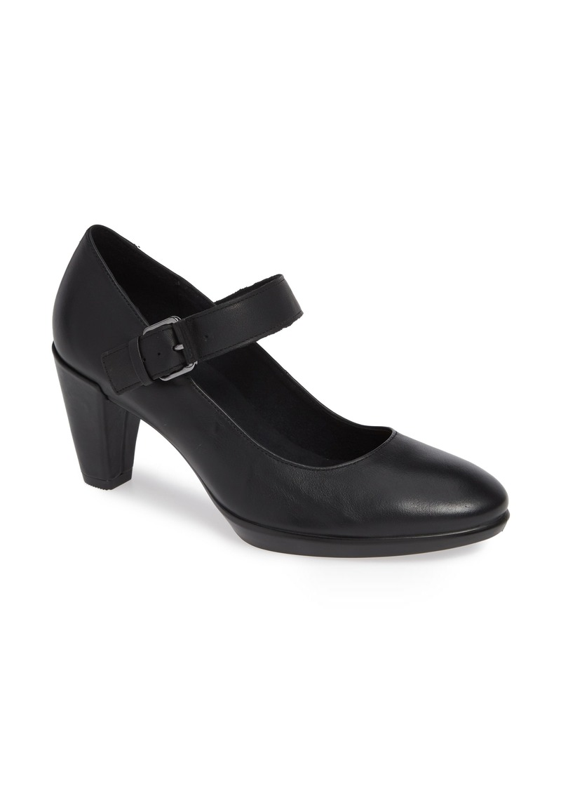 169809fe994f6 Ecco ECCO Shape 55 Plateau Mary Jane Pump (Women)   Shoes