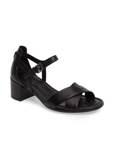 ECCO Shape Block Heel Sandal (Women)