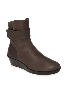ECCO Skyler Waterproof Wedge Bootie (Women)
