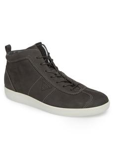 ECCO Soft 1 High Top Sneaker (Men)