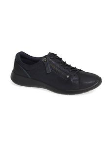 ECCO Soft 5 Zip Sneaker (Women)