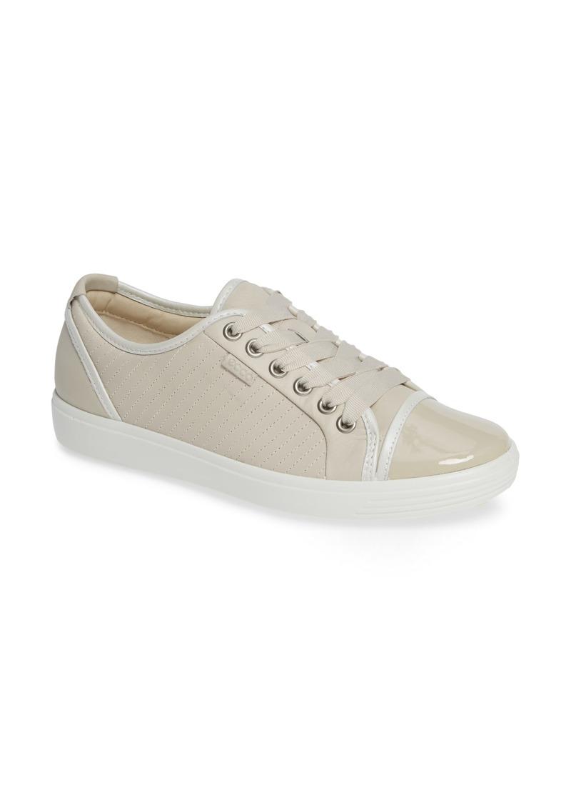 Ecco ECCO Soft 7 Cap Toe Sneaker (Women)  dadad8e8fa72