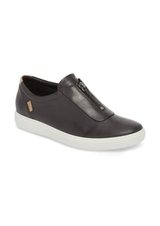 ECCO Soft 7 Center Zip Sneaker (Women)