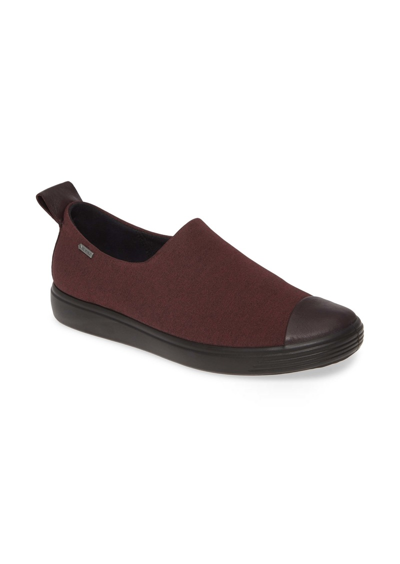 ECCO Soft 7 Gore-Tex® Slip-On Sneaker (Women)