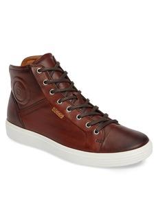 ECCO Soft 7 High Top Sneaker (Men)