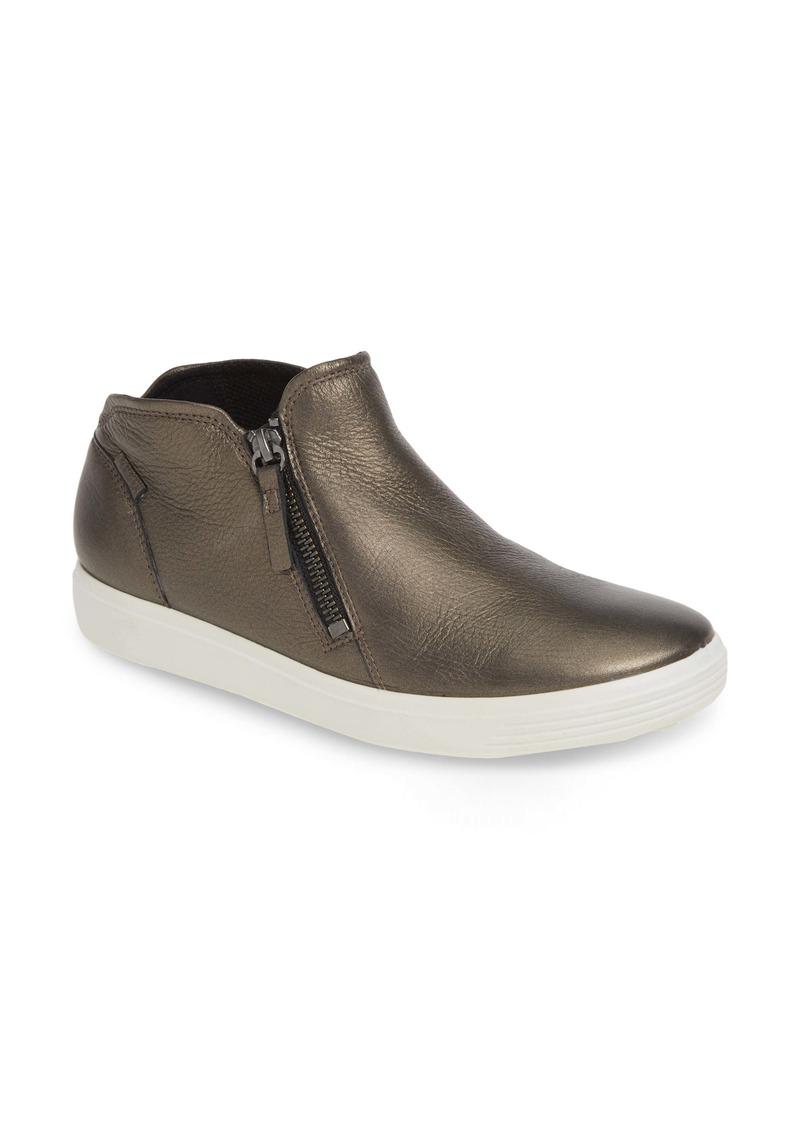 ECCO Soft 7 High Top Sneaker (Women)