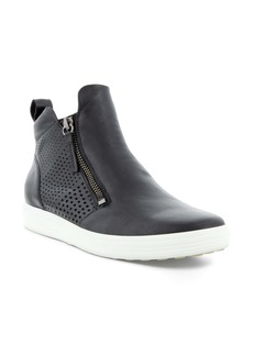 ECCO Soft 7 Perforated Bootie (Women)