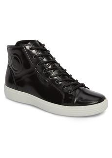 ECCO Soft 7 Premium High Top Sneaker (Men)