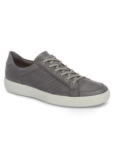 ECCO Soft 7 Retro Perforated Low Top Sneaker (Men)