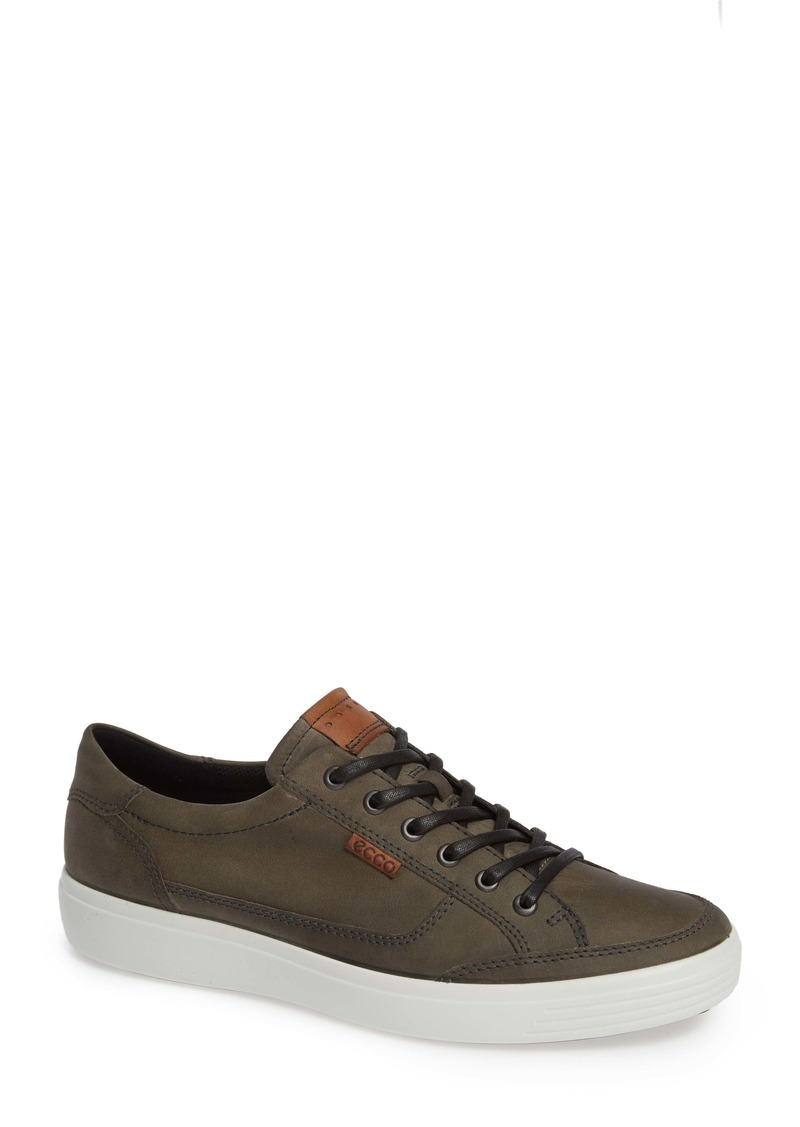 ECCO Soft 7 Long Lace Sneaker (Men)