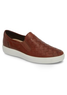 ECCO Soft 7 Woven Slip-On Sneaker (Men)