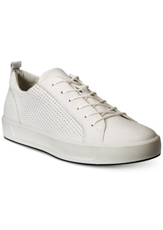 Ecco Soft 8 Lace-Up Sneakers Women's Shoes