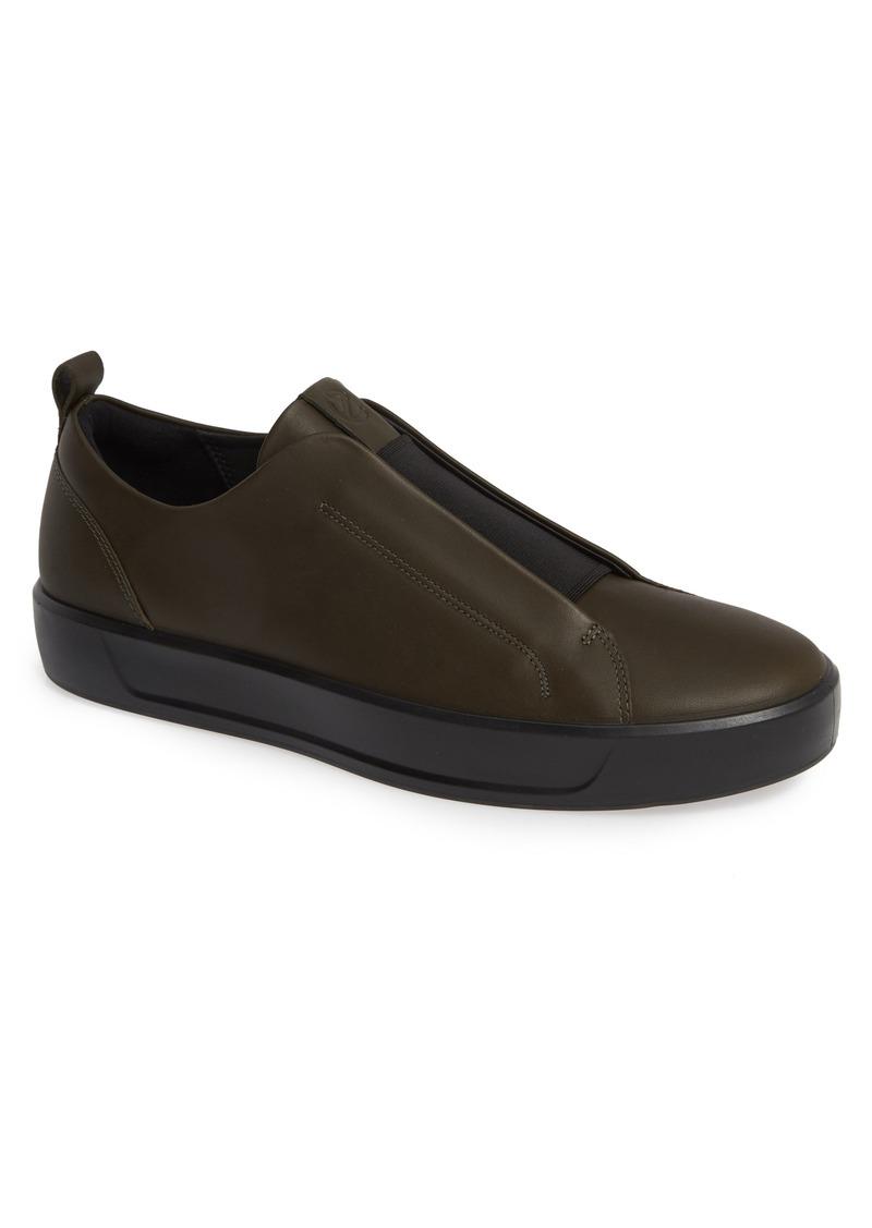 ECCO Soft 8 Slip-On Sneaker (Men)