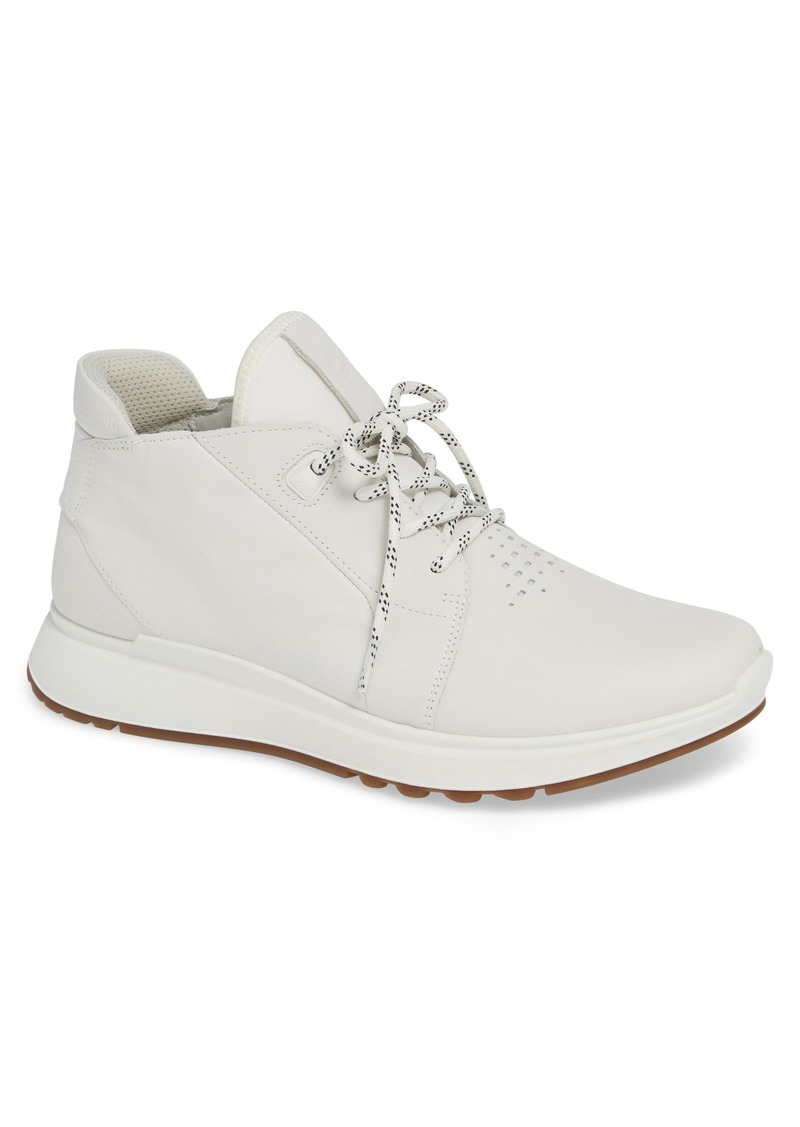 ECCO ST1 High Top Zipper Sneaker (Men)