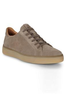 ECCO Street Tray Suede Sneaker (Men)