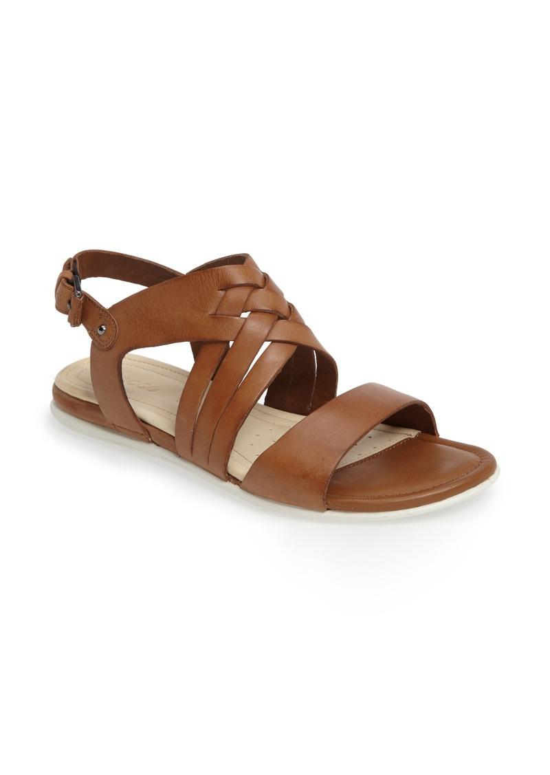 74a7dad4757d Ecco ECCO Touch Braided Sandal (Women)