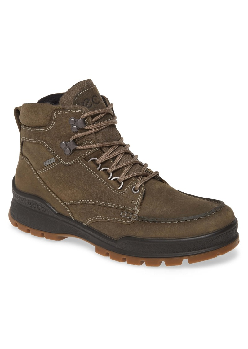 ECCO Track 25 Waterproof Moc Toe Boot (Men)